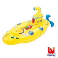 Bestway. Children's inflatable submarine style mounts