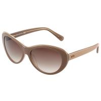 (tod's)TOD'S Fashion Cat Eye Sunglasses (Apricot Pink)