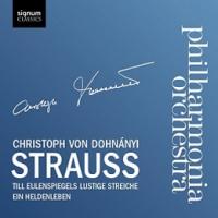 Richard Strauss: Diels happy mischief, CD hero's career