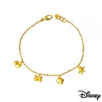 (disney)Disney Disney Gold Jewellery Bracelet