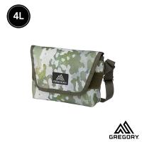 (gregory)Gregory 4L TEENY messenger bag bark camouflage