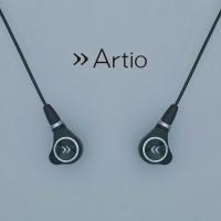 (Artio)Artio CR-M1 in-ear headphones