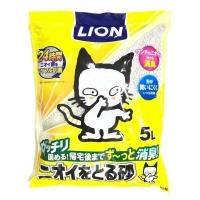 (lion)Japan Lion antibacterial deodorant mineral sand 5L