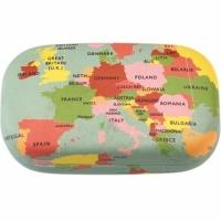 (Rex LONDON)Rex LONDON mini jewelry box (map)