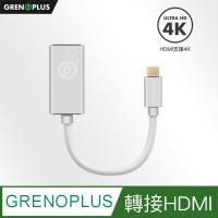 (Grenoplus)Grenoplus USB Type-C to HDMI 4K video adapter
