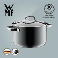 (wmf)German WMF Fusiontec tall soup pot 24cm 6.4L (platinum gray)