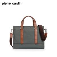(pierre cardin)Pierre cardin lightweight dual-use briefcase - coffee