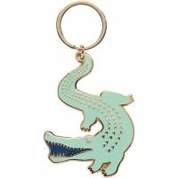 (NOW)NOW Danica childlike key ring (crocodile)