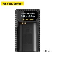 (nitecore)Nitecore ULSL LCD display charger