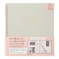 (midori)MIDORI Collection Memories Pocket Notebook-Gray