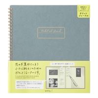 (midori)MIDORI Collection Memories Pocket Notebook-Water Blue