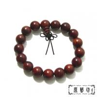 (原藝坊)[Art Square] cat's eye rosewood hand beads (diameter of about 12mm)