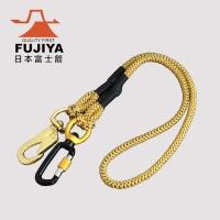 (Fujiya)【FUJIYA】Tool safety sling-lock type 5kg (gold)