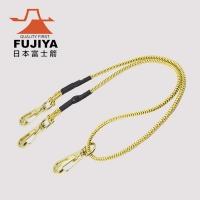 (FUJIYA)【FUJIYA】Tool safety sling-three buckles 3kg (gold)
