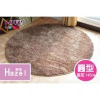 OVE Soft Carpet Brown (Round)