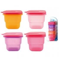 (luvable friends)US luvable friends infants storage box 4 into the group _ Fenju group (70117)