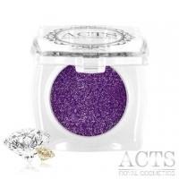 (ACTS,BonTon)ACTS dimensional poetry makeup magic diamond light eyeshadow Blackberry Purple Diamond D510 (2.3g)