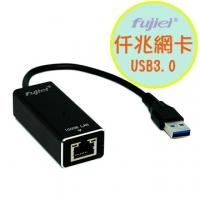 (fujiei)Fujiei USB 3.0 Ultra High Speed ??Gigabit Ethernet Card