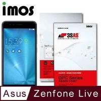 iMos ASUS Zenfone Live 3SAS oleophobic hydrophobic Screen Protector
