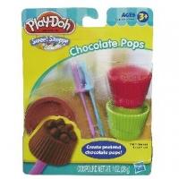 (play-doh)play-doh [Doh] mini desserts tool set - chocolate