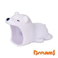 (dreams)Dreams big mouth tofu head bite liner - Apple special (hibernation polar bear)