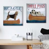 (TROMSO)TROMSO Fashion Picture Frame/Youth Dog