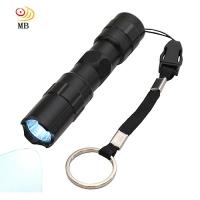 Moon Yang PMMA Lens 3W burst bright aluminum waterproof flashlight head attack (LYD02)