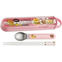 Lara Rilakkuma Bear Combo convenience cutlery set