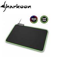(Sharkoon)1337 RGB Gaming Mouse Pad