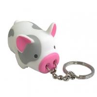 (香港Luft)Camouflage Little White Piggy key ring