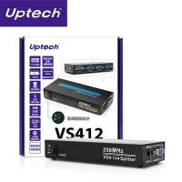 (Uptech) VS412 4-Port VGA Screen Splitter