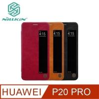 (NILLKIN)NILLKIN HUAWEI P20 Pro Qin Series Leather Case