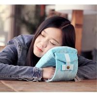 Arm guard nap pillow artifact (2 into the group)