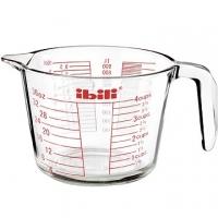 (IBILI)IBILI Heat-resistant Glass Handle Measuring Cup (1000ml)