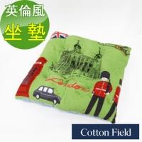 (Cotton Field) Cotton field [British style] Shu soft velvet bread printing cushion - British soldiers