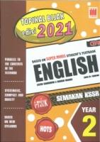 (PUSTAKA VISION)TOPIKAL BIJAK EDISI 2021 ENGLISH CEFR YEAR 2 SEMAKAN KSSR 2020