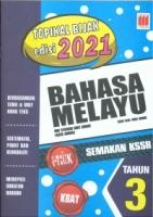 (PUSTAKA VISION)TOPIKAL BIJAK EDISI 2021 BAHASA MELAYU TAHUN 3 SEMAKAN KSSR 2020