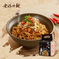 老媽拌麵-四川麻辣口味(101g x 4包)