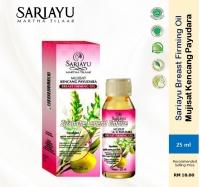 Sariayu Mujisat Kencang Payudara (Breast Firming Oil) 25gr