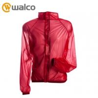 Walco Bike Raincoat - Red
