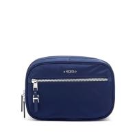 (TUMI)TUMI YIMA Cosmetic Bag - Galaxy Blue