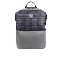 (RUSA)RUSA 14-Inch Backpack (RS-516 / Gray)
