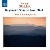 Dennis ‧ Zanda Ivanov (piano) / Soler: Keyboard Sonatas Nos. 28-41 [Episode] CD
