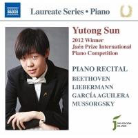 Sun Yu Tong / Sun Yu Tong debut solo piano album CD