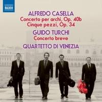 Venice String Quartet / Kasai La, Tu Er Qi: In order for string quartet and concerto CD