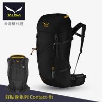 [Italian] Jiaoshan SALEWA Backpack (CREST) 28L 1158 (0900 Black)