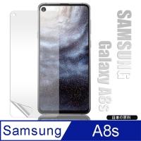 Monia Samsung Samsung Galaxy A8s high light permeability, wear protection Sticking