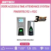 Fingertec R2 & R2c Access Control & Time Attendance System
