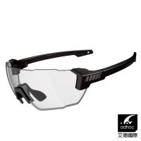 ADHOC [ed] international tactical glasses TeroS (matte black / Standard sheet)