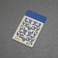 jarraa retro phone card sets of backing Crystal Blue Ash